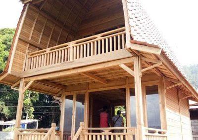 Rumah lumbung 2 lantai (2)